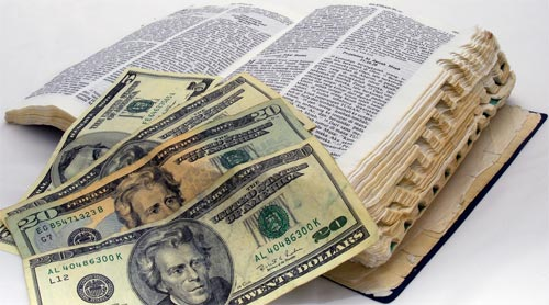 Bible and Money
